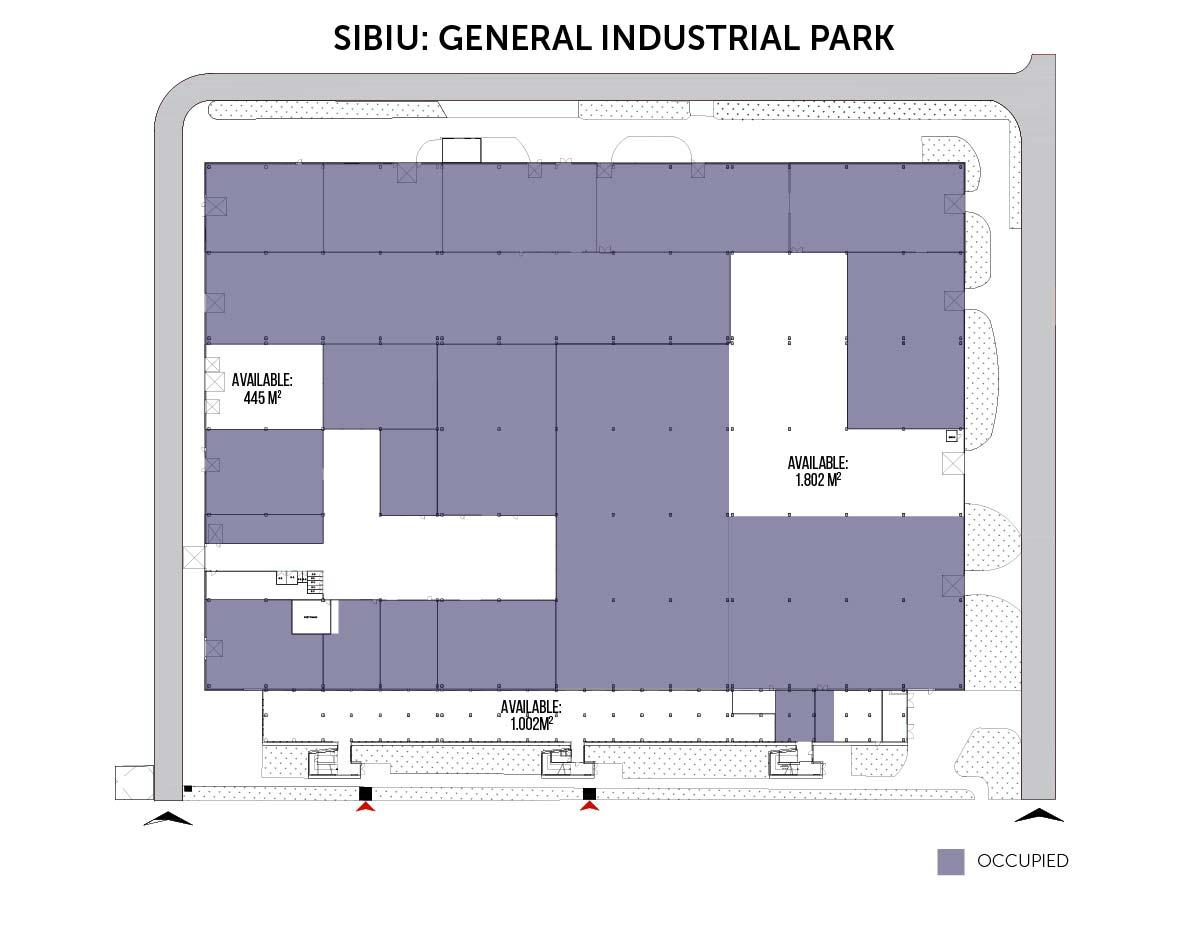plan General Industrial Park