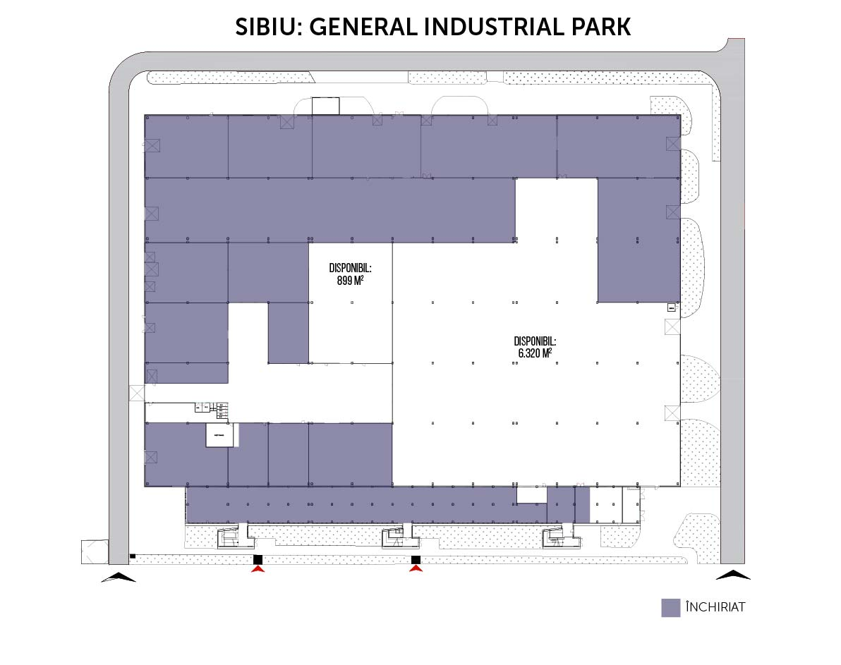 plan General Industrial Park
