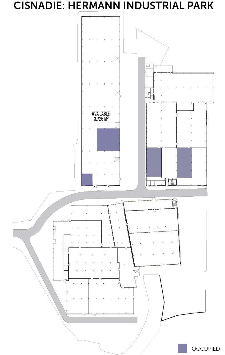 plan Hermann Industrial Park