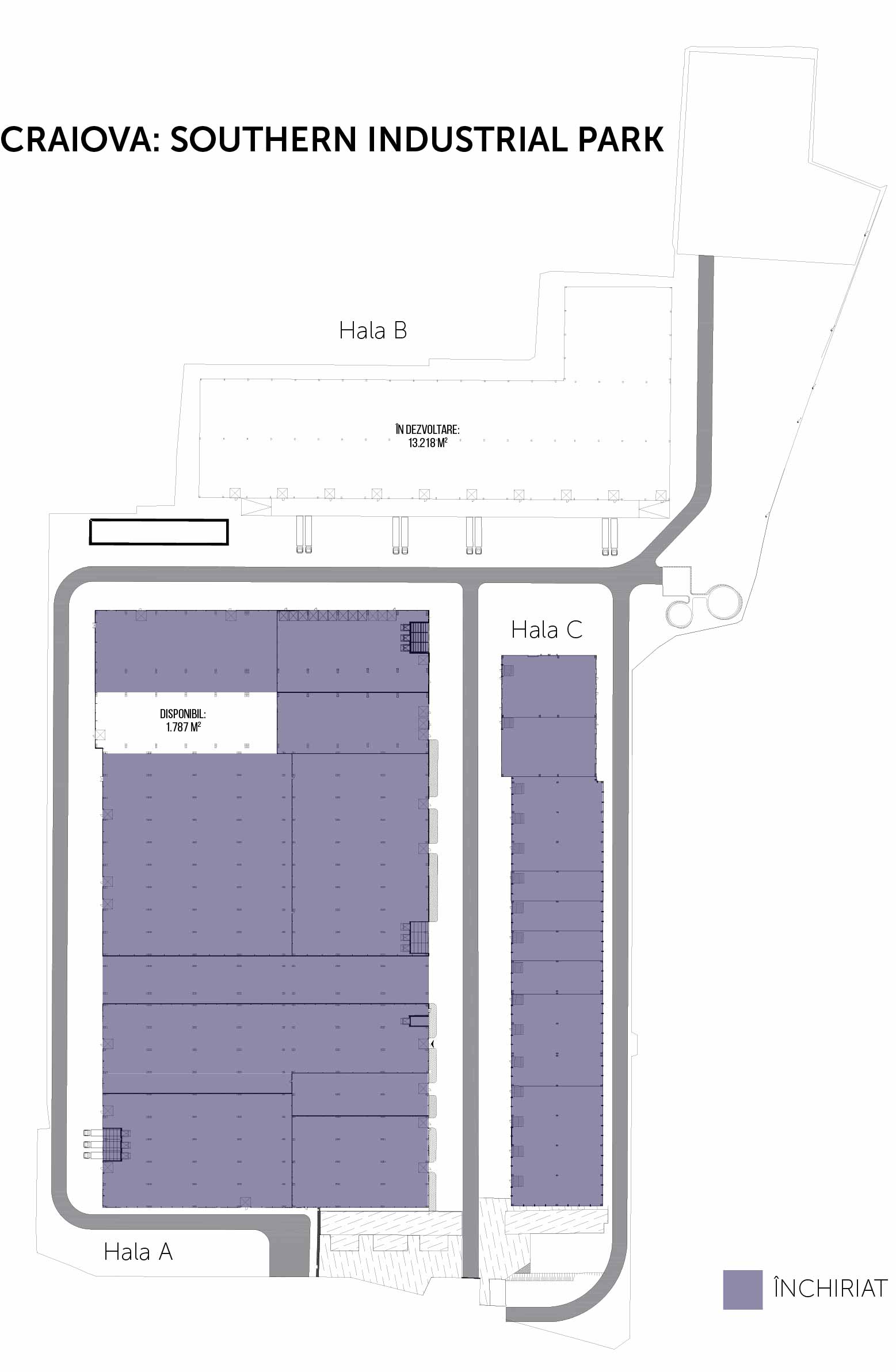 plan Southern Industrial Park
